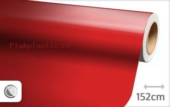 Glans rood plakfolie
