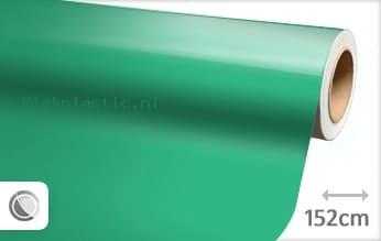 Glans turquoise plakfolie