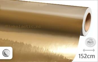 Goud chroom plakfolie