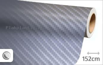 Grijs 4D carbon plakfolie