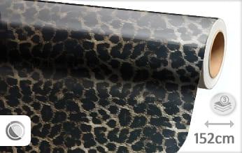 Luipaard print plakfolie