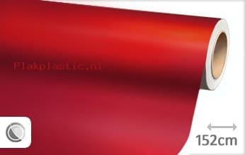 Mat chroom rood plakfolie