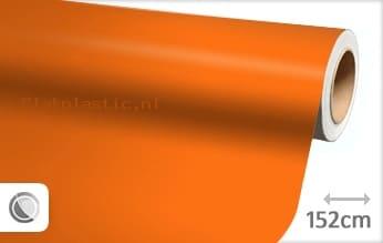 Mat oranje plakfolie