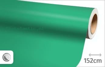 Mat turquoise plakfolie